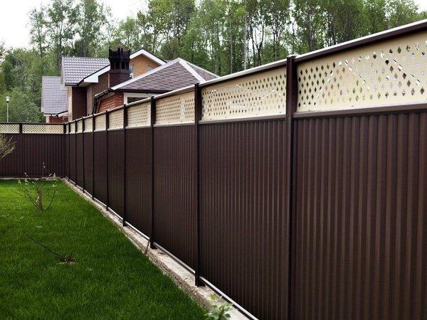 Заказать забор в Волгограде